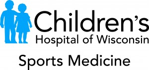CHW logo with SportsMed-3005-blk